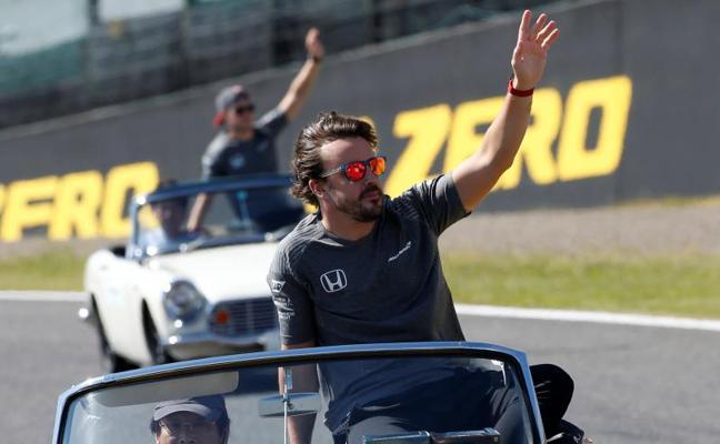 Fernando Alonso publicará a finales de 2018 su autobiografía