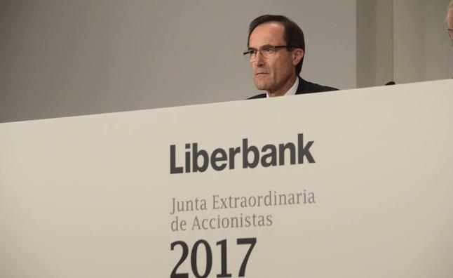 Los accionistas de Liberbank aprueban la ampliación de capital de 500 millones