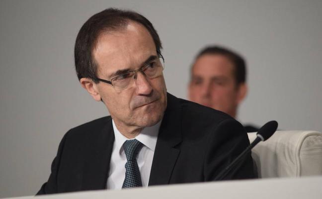 Manuel Menéndez, sobre el aumento de capital de Liberbank: «Fortalecerá el balance del banco»