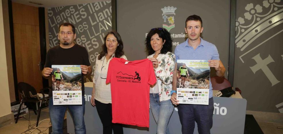 La Travesera Carreña-El Mazucu reunirá el sábado a 112 corredores
