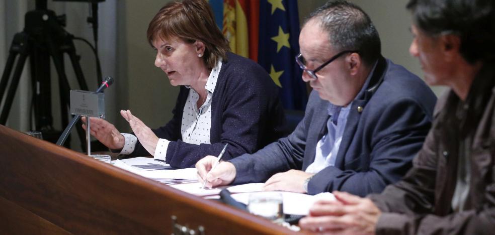 El Parlamento investigará en comisión las facturas del ERA