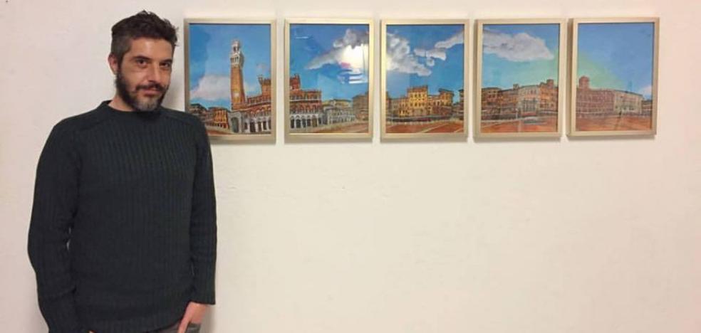 Adolfo P. Suárez expone 'El final del laberinto'
