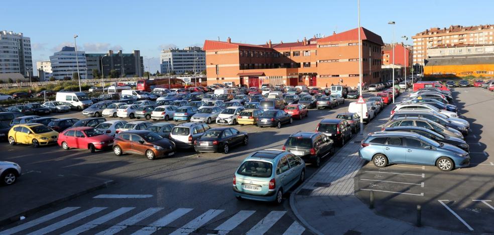 El aparcamiento del Albergue será de pago desde diciembre