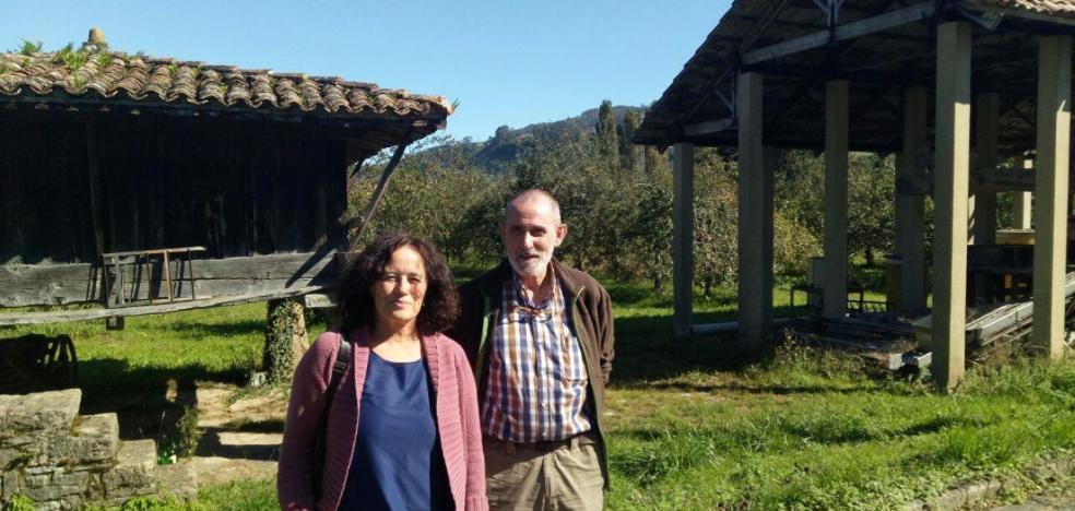 La diputada de Podemos Paula Valero visita las instalaciones del Serida