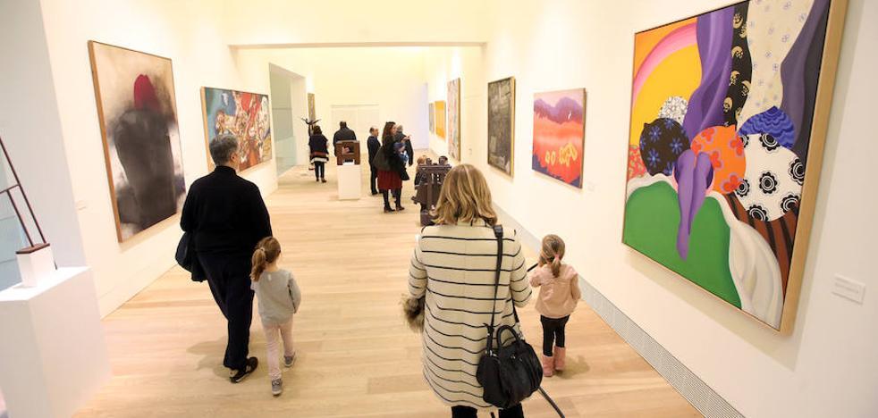 El Museo de Bellas Artes de Asturias, de los más transparentes de España