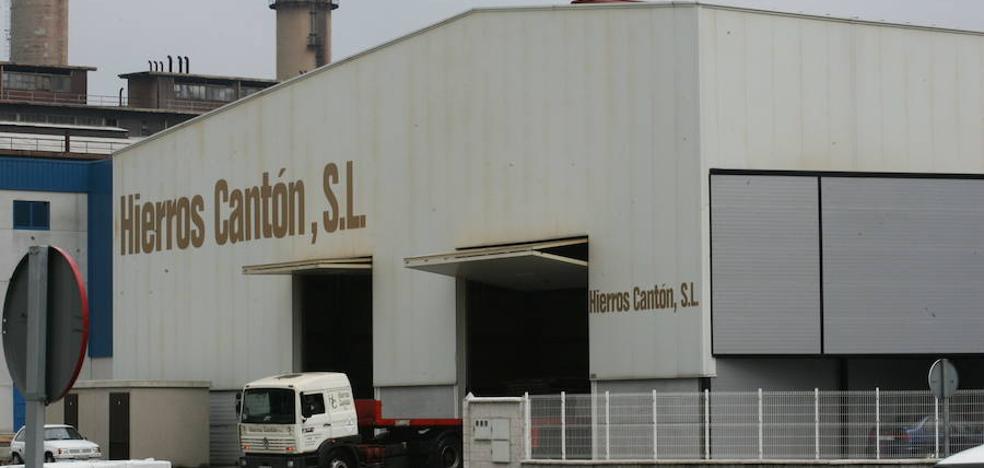 Hierros Cantón gana el IV Premio Industria de la Cámara de Avilés