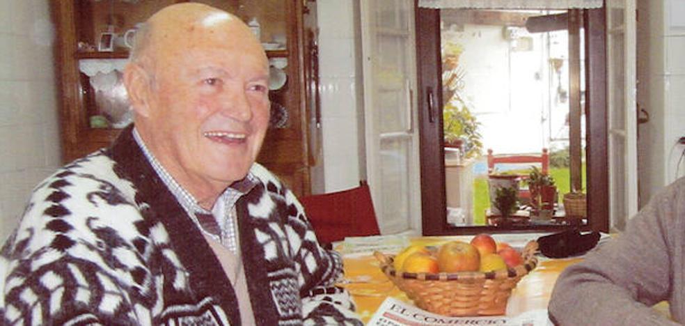 Fallece Juan Manuel Amado 'Peche', impulsor de la asociación de vecinos de Somió
