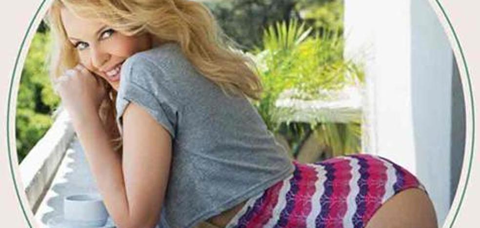 Kylie Minogue y la chapuza con el photoshop