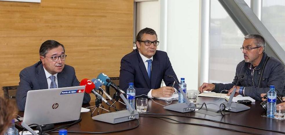 El Musel deja atrás «sus años difíciles» y recupera los valores previos a 2011
