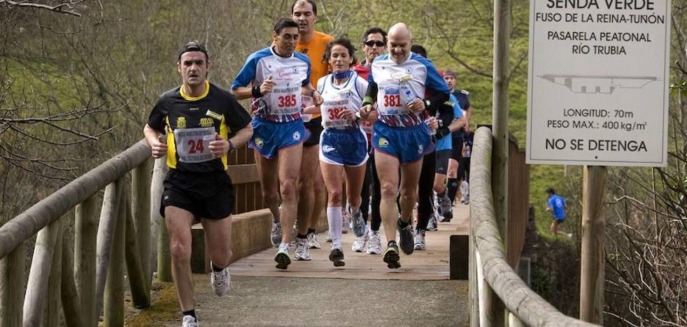 El Ayuntamiento anuncia desvíos de tráfico con motivo de la XV Media Maratón de Trubia 2017