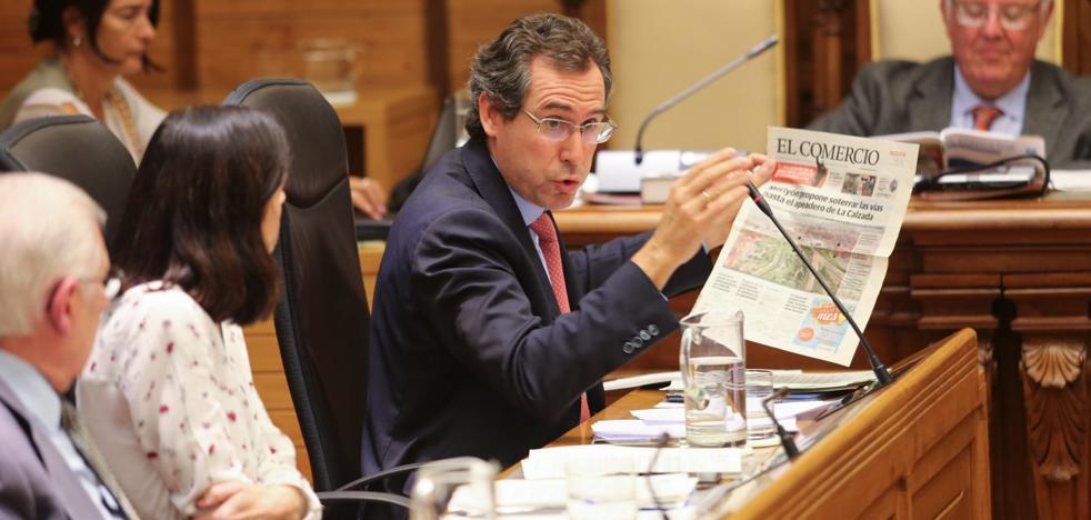 La comisión del plan de vías dentro del Consejo Social se creará el jueves