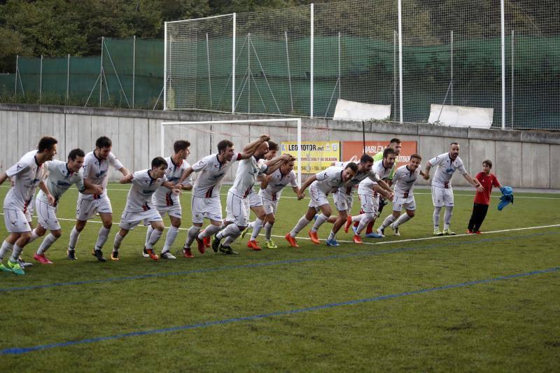 El Langreo gana la Copa Federación