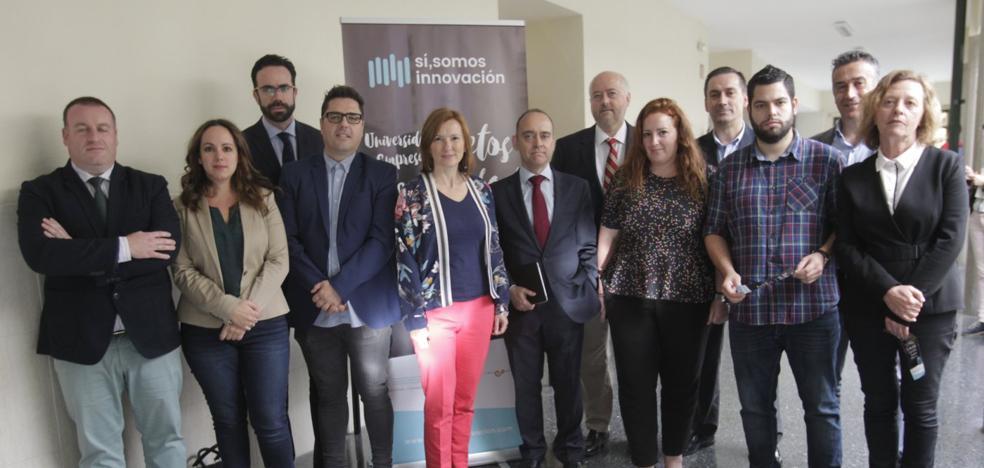 Cinco empresas asturianas se ponen en manos del talento universitario