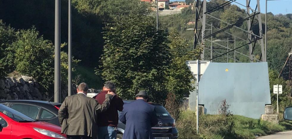 Fallece una trabajadora tras ser atropellada por una excavadora en Ciaño