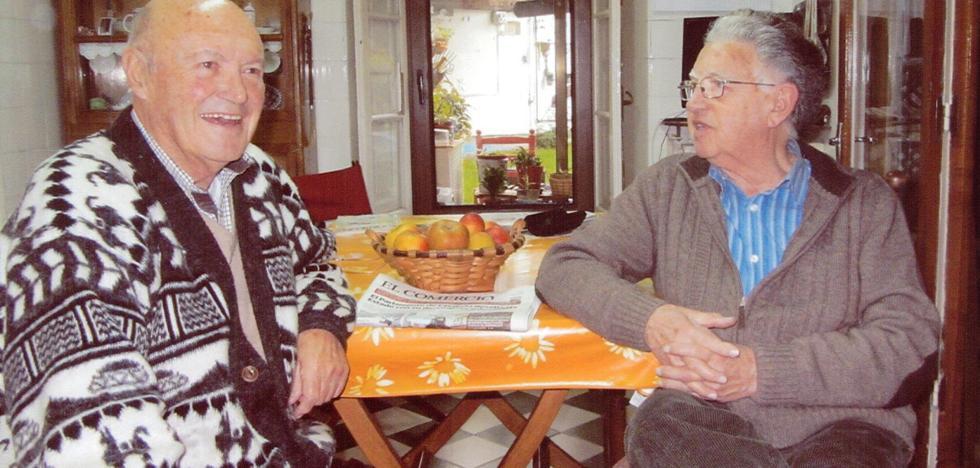 Fallece 'Peche', figura clave del movimiento vecinal en Somió