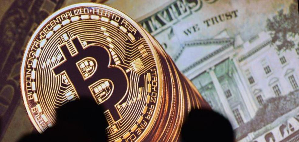 El bitcóin supera la barrera de los 5.000 dólares por primera vez