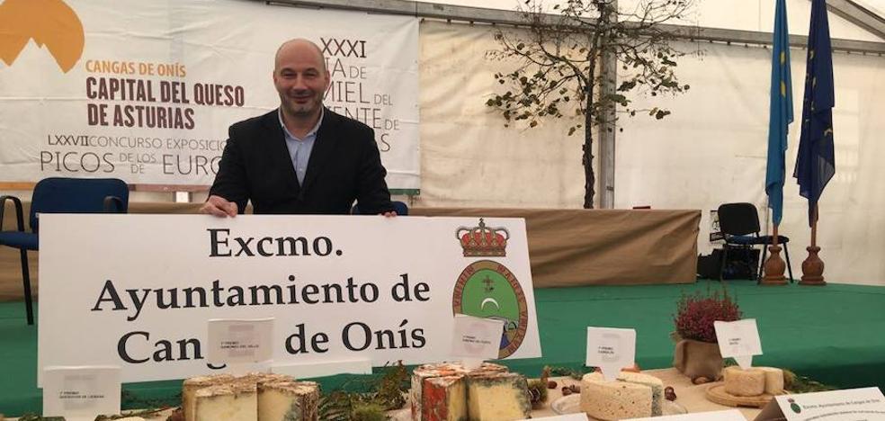 Gumartini, El Recuestu y Dionisia López Sánchez tienen los mejores quesos de Picos de Europa