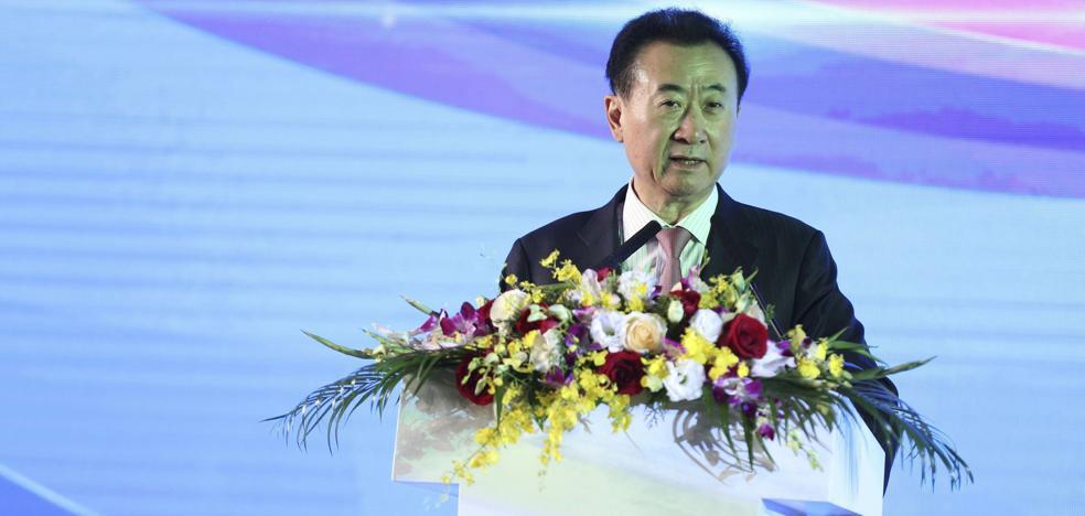 Wang Jianlin, dueño de Wanda, deja de ser el hombre más rico de China