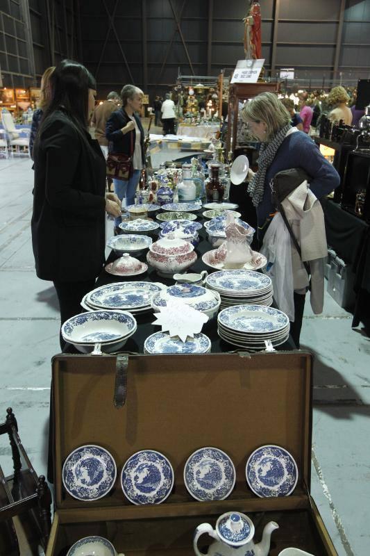 Feria del desembalaje en Gijón