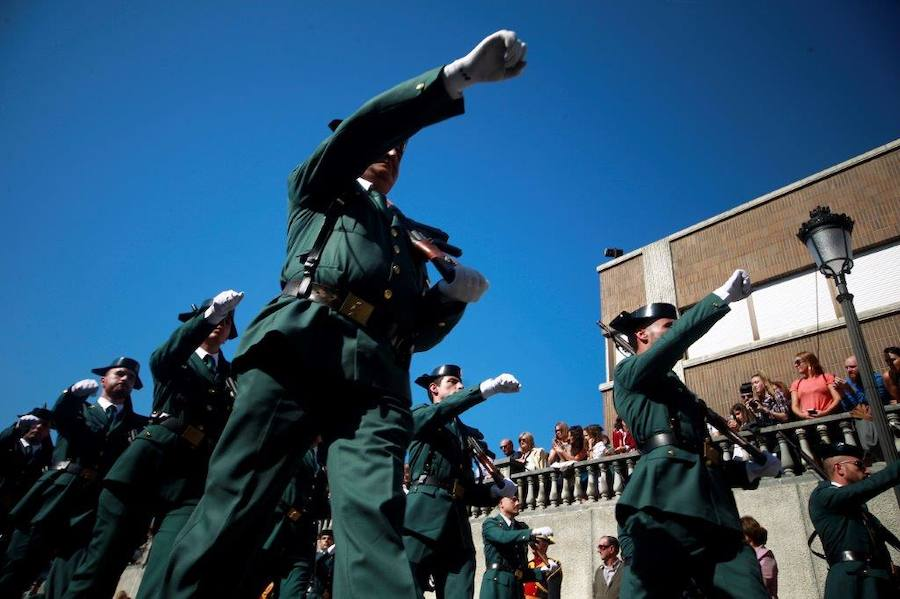 Celebración del Día del Pilar en Oviedo