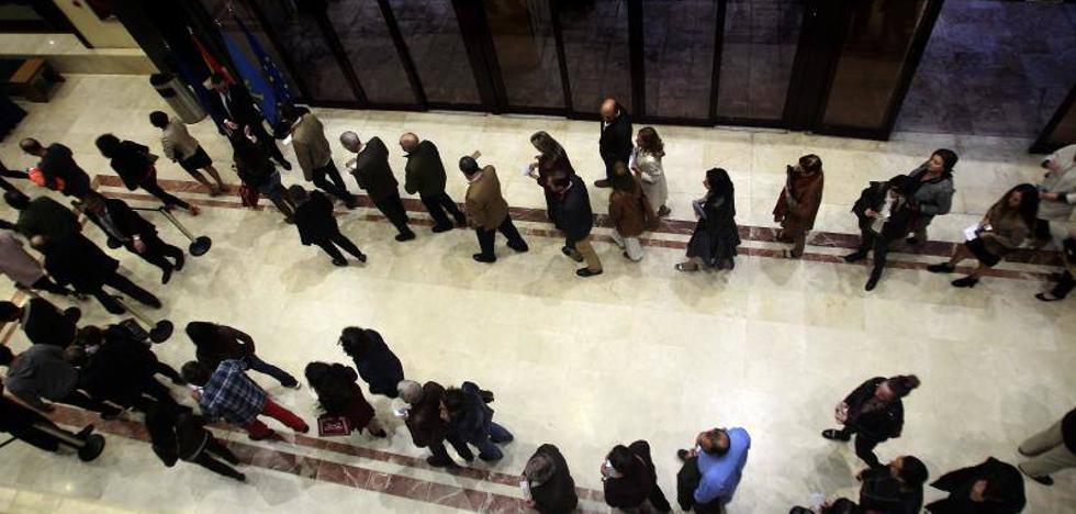 El Ayuntamiento de Oviedo contrata hoy el plan de usos máximos del Auditorio Príncipe Felipe