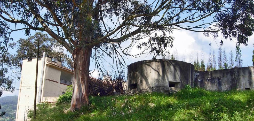 Las visitas al búnker y las trincheras de El Cuetu comenzarán el 21 de octubre