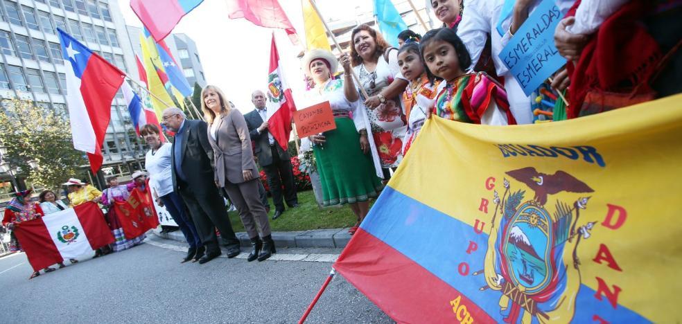 Celebración de la Hispanidad
