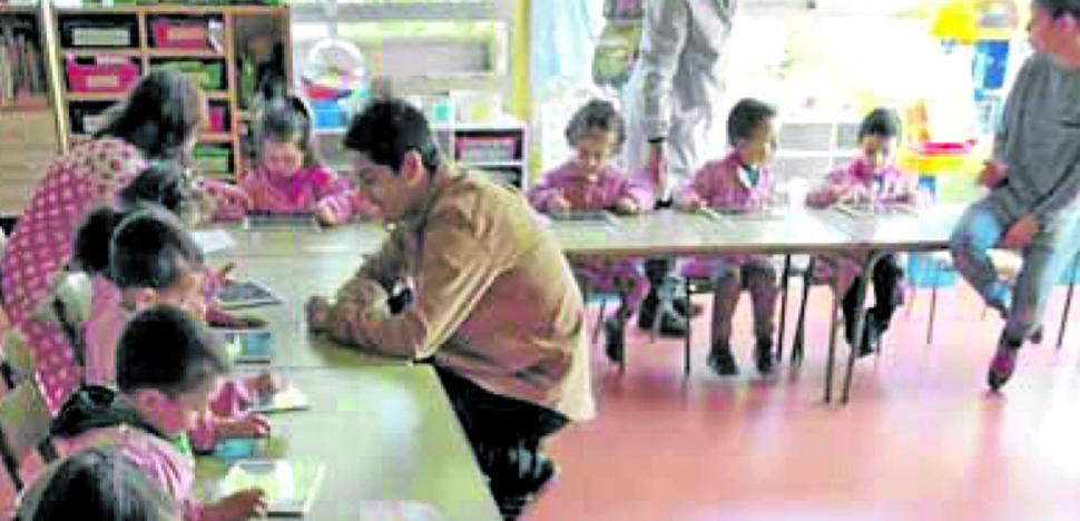 El proyecto de robótica de las escuelas infantiles, entre los diez mejores del país