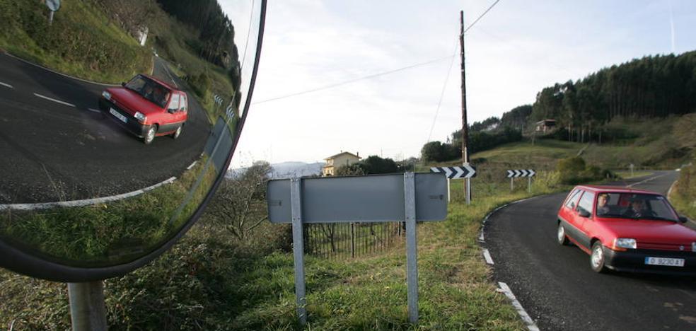 Este es el tramo más peligroso de las carreteras asturianas