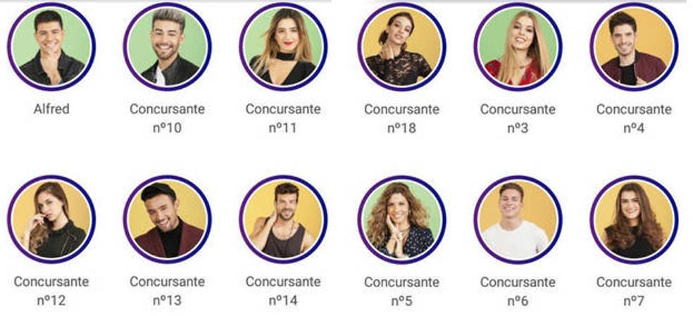 Filtran por error los concursantes de 'Operación Triunfo 2017'
