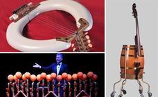 ¿Quieres conocer los descacharrantes instrumentos informales de Les Luthiers que llegarán a Gijón?