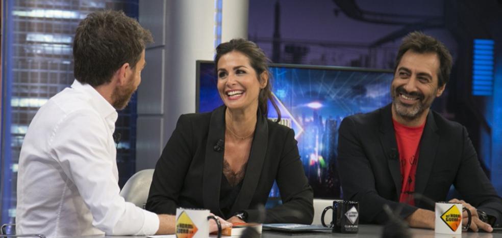 Nuria Roca confiesa que tiene una relación abierta con su marido, Juan del Val
