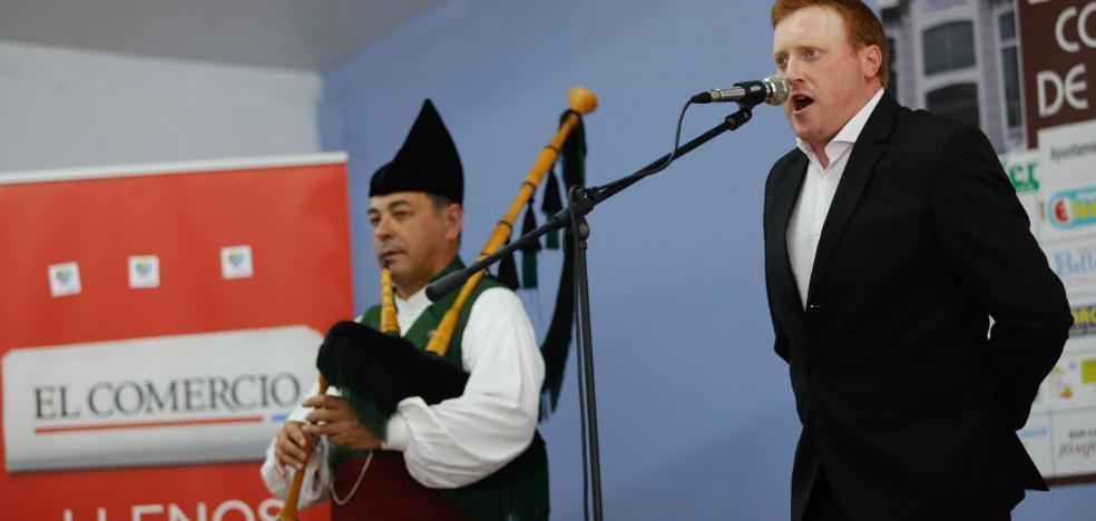 Los vigentes campeones del concurso de tonada vuelven hoy a actuar en La Nueva