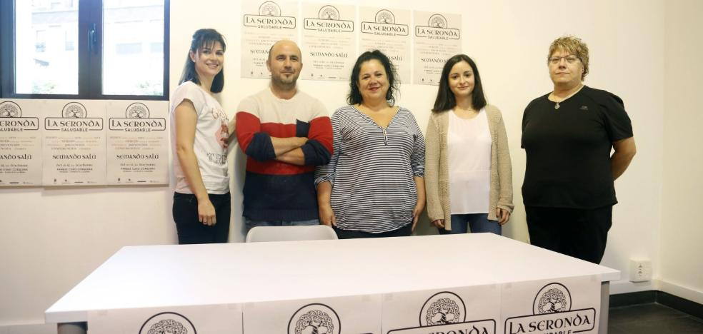 20 colectivos se suman a la Seronda Saludable de Llanera