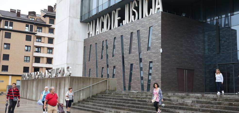 Gijón tendrá un nuevo juzgado de Primera Instancia por la gran carga de trabajo