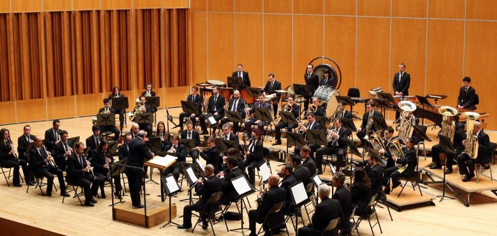 La Banda de Música renueva su repertorio para los conciertos de otoño