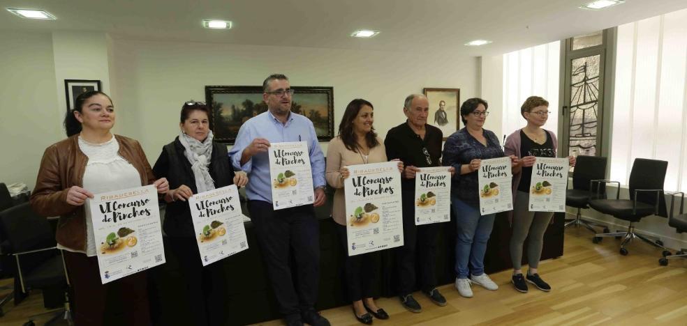 VI Concurso de Pinchos de Ribadesella