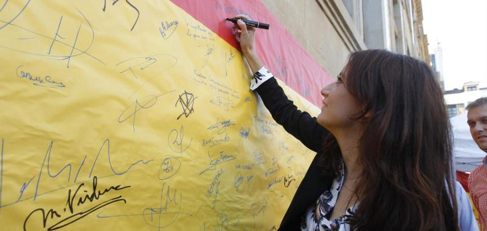 Andrea Levy: «Se acaba el tiempo de reflexión para Puigdemont»