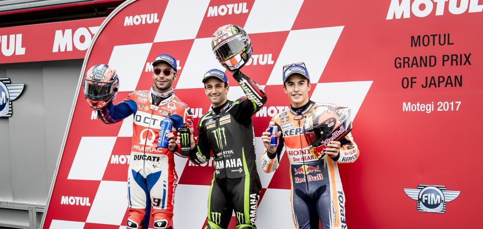 Márquez sacrifica la 'pole' pensando en la carrera