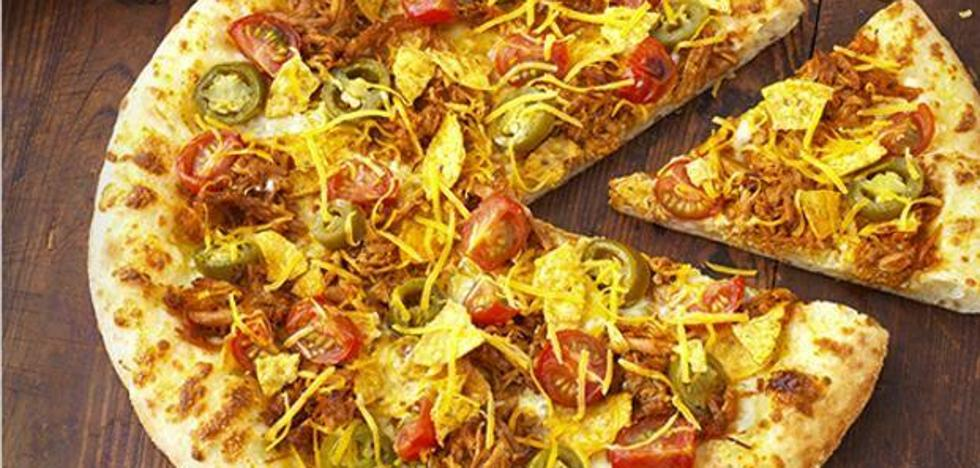 Los cuatro sabores de pizza más raros
