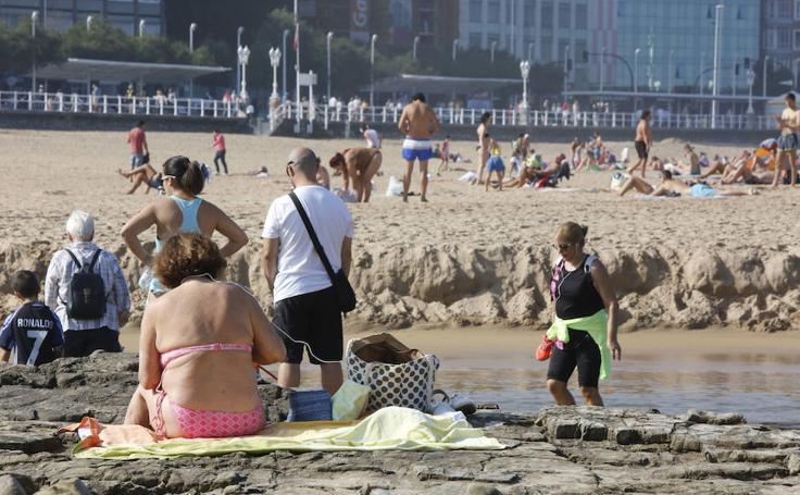 Octubre de sol y playa