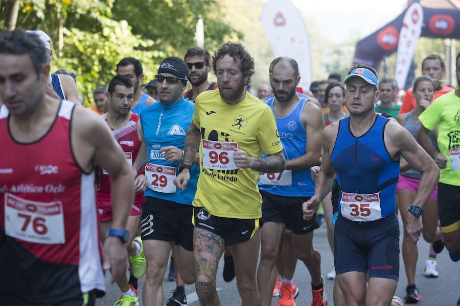 Media Maratón EDP en Trubia