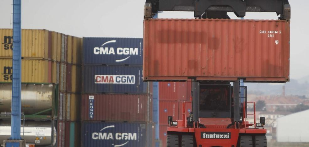 Las ingenierías asturianas hacen crecer el tráfico de contenedores en El Musel