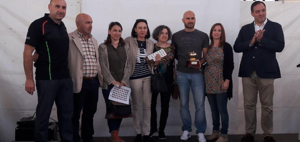 El sector sidrero homenajea a Eladio Lozano, «un paisano ejemplar»