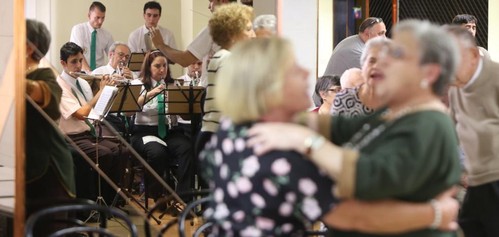 La Banda de Música anima a los Mayores