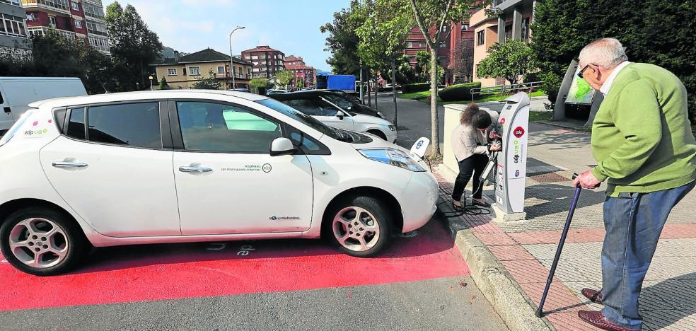 Largo camino para los vehículos eléctricos