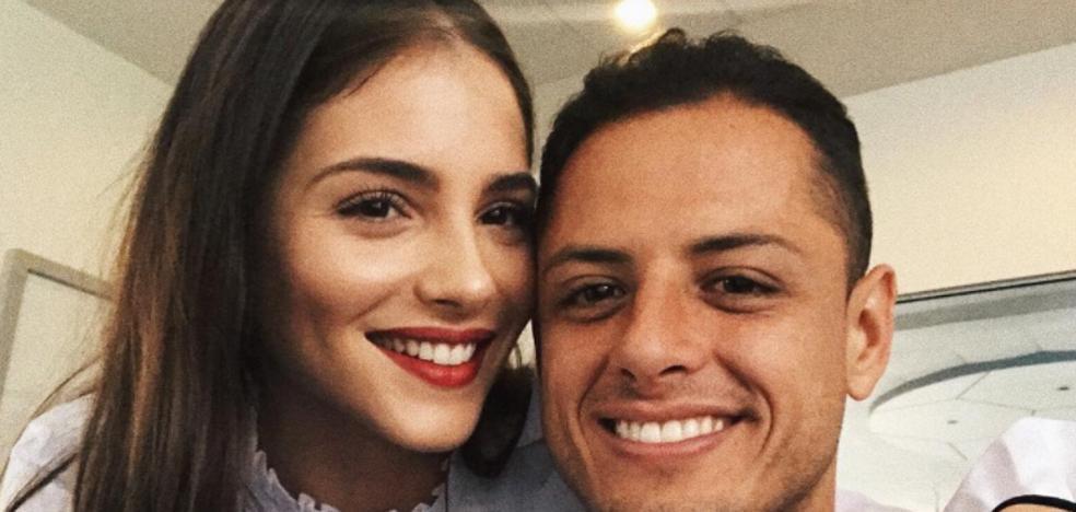Andrea Duro explota contra los que no se creen su relación con Chicharito