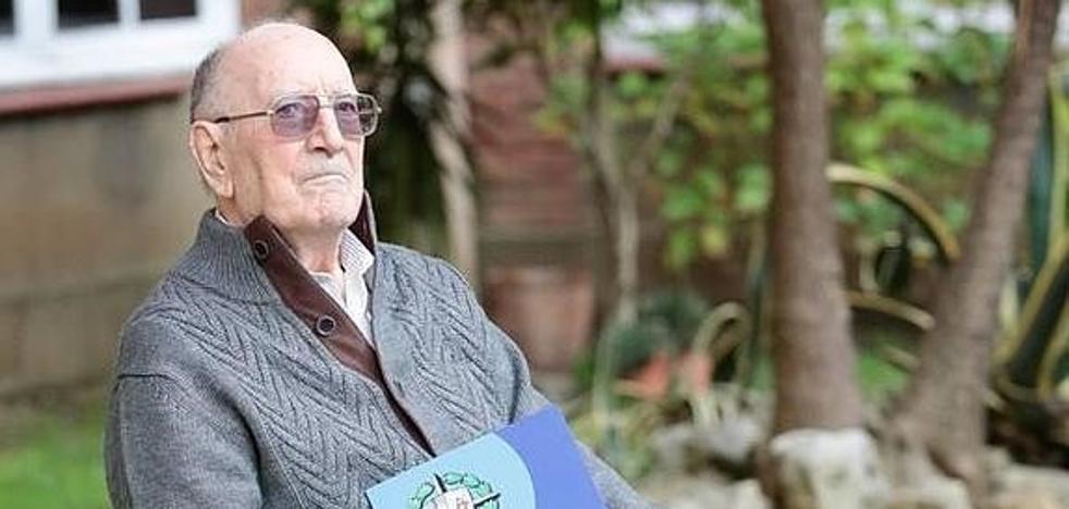 Fallece a los 104 años el padre Treceño