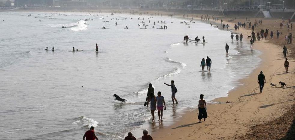 Asturias superará este domingo los 30 grados
