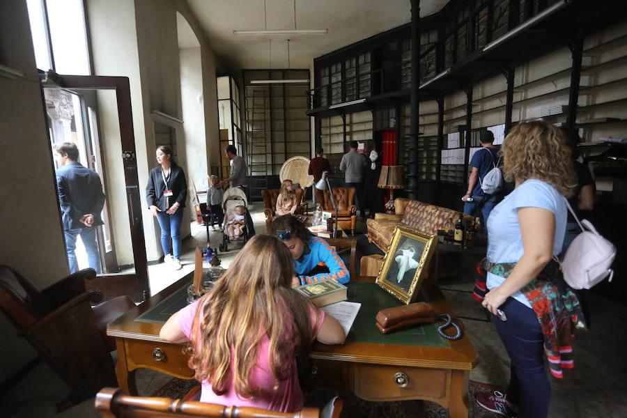 Divertida yincana sobre Les Luthiers en Gijón